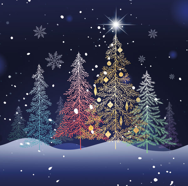 Christmas Cards Images.Coeliac Uk Shop Christmas Cards