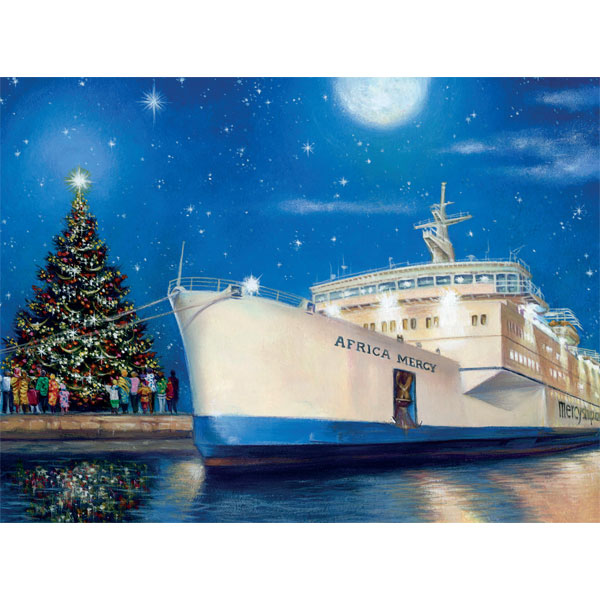 Mercy Ships Shop Christmas Cards